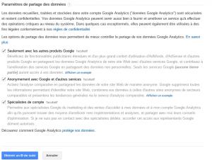 Créer un compte Google Analytics Analytics