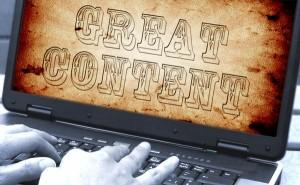 Comment créer un contenu intéressant à diffuser sur la toile ?  Good Content 300x185