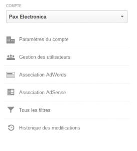 Comment partager son compte Google Analytics ?  PartageAnalyticsEtape2 273x300
