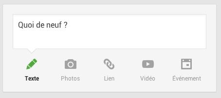 Comment poster sur Google plus une page de son site internet en 4 étapes Capture d'écran 2013 09 23 à 14.42.24