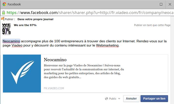 Demander à des contacts de suivre sa page Viadeo Screenshot 2013 10 30 at 18.13.00
