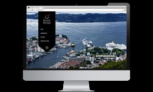 Les incontournables du web design pour un site Internet moderne : utiliser une photo en fond d'écran et un défilement sans fin design de site internet page unique 300x180