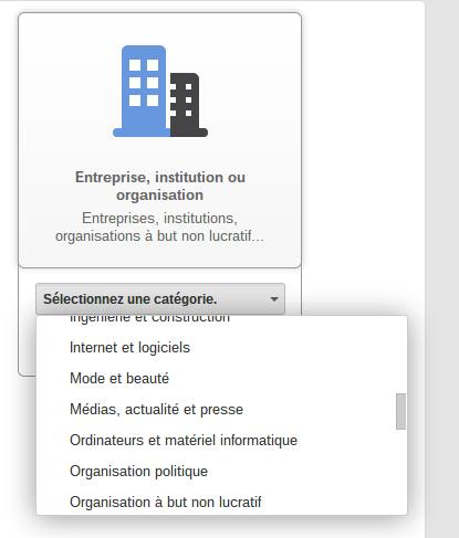 Cr er une page google plus entreprise par neocamino for Creer une entreprise qui rapporte