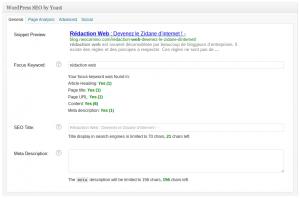 Référencement Wordpress : Faites grimper votre site sur Google  Référencement wordpress 3 300x198