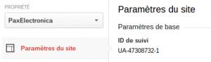 Configurez Google Analytics et Wordpress pour tout savoir de votre audience Screenshot 2014 04 03 at 10.21.19 300x88