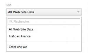 Comment utiliser google analytics pour filtrer son audience comment utiliser google analytics 7 300x182