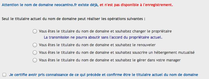 Comment vérifier la disponibilité dun nom de domaine ? Capture d'écran 2014 06 13 à 10.56.28