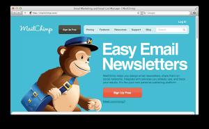 10 outils pour simplifier la vie des entrepreneurs mailchimp 300x186