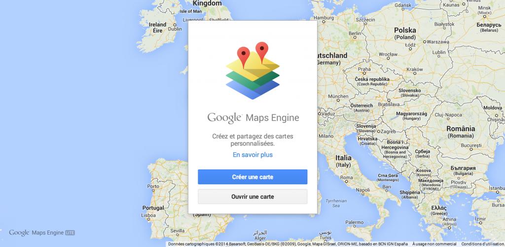 Créer une carte personnalisée qui tue avec google maps 1°étape Gengine 1024x501