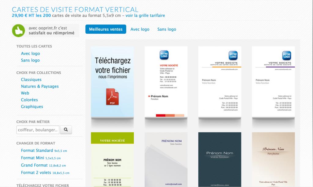 5 formats de carte de visite qui appelle à l'action ! Capture d'écran 2014 07 23 à 11.46.01 1024x611