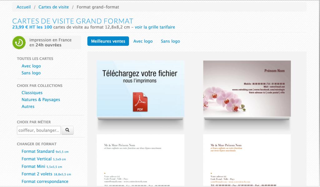 5 formats de carte de visite qui appelle à l'action ! Capture d'écran 2014 07 23 à 12.32.21 1024x597