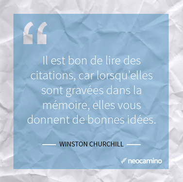 Comment trouver l'inspiration et devancer tout le monde ? citation marketing