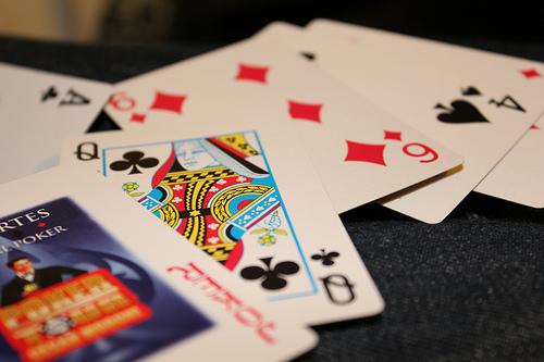 La carte de visite : loutil essentiel !  jeu de cartes