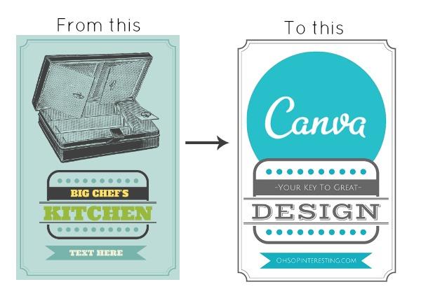 3 façons de trouver le graphiste logo parfait pour votre entreprise Customizable graphic designs in Canva