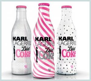 Les 3 clés pour réussir son co branding et élargir son audience co branding karl lagerfeld coca cola light 886463