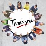 exprimer sa gratitude