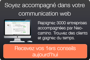 test solution communication webmarketing Neocamino