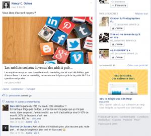 5 conseils imbattables pour devenir lexpert des groupes Facebook capture décran groupe 3 300x271