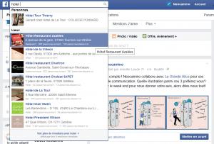 5 conseils imbattables pour devenir lexpert des groupes Facebook capture décran groupes FB 1 300x203