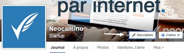 Optimiser sa page Facebook pour séduire ses prospects! cta