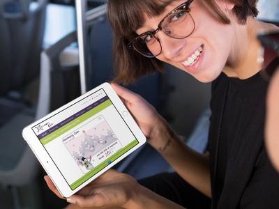 5 clés essentielles pour améliorer son site internet commercialement tablette
