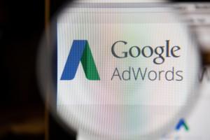 Adwords Google : un outil au service de votre entreprise. shutterstock 312342959 300x200