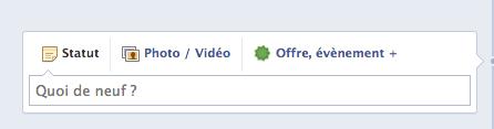 Publier une photo sur sa page Facebook Capture d'écran 2