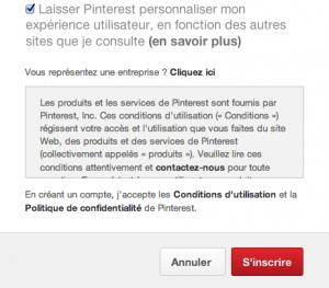 Créer un compte sur Pinterest en 3 étapes Capture d'écran 2013 09 30 à 12.24.50 300x263