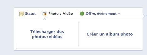 Publier une photo sur sa page Facebook Capture d'écran 3