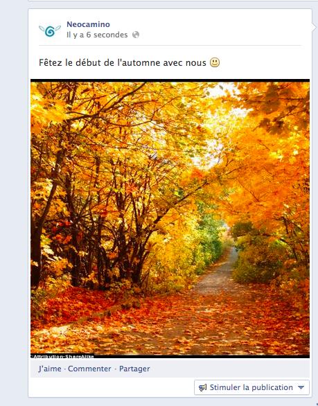 Publier une photo sur sa page Facebook Capture d'écran 6