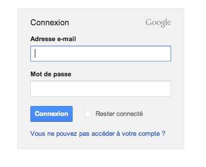 Récupérer son adresse de page ou de profil sur les réseaux sociaux Capture d'écran GG+ 1