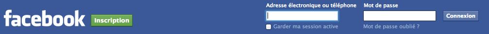 Récupérer son adresse de page ou de profil sur les réseaux sociaux Capture d'écran fcbk 1
