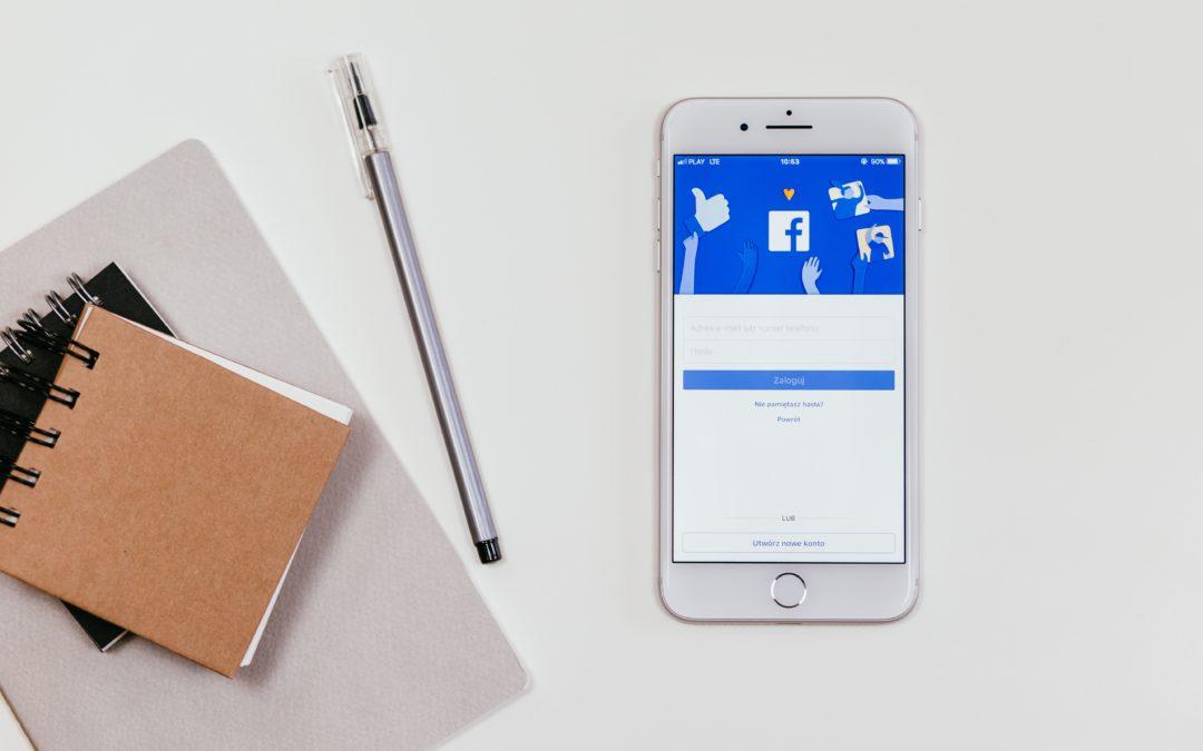 Écrire un commentaire avec sa page facebook