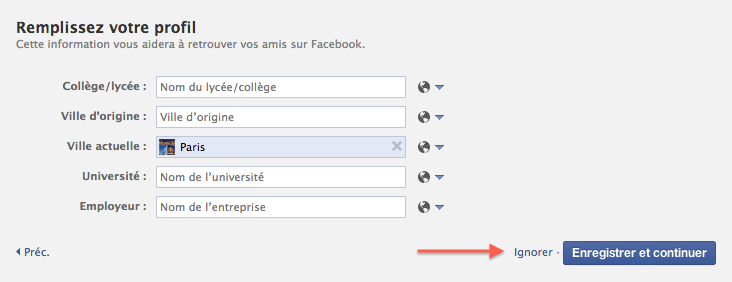 Comment créer un compte Facebook ? Capture d'écran 2013 12 18 à 15.51.42
