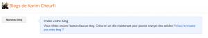Comment créer un blog gratuitement et facilement avec Blogger Step 3 300x55