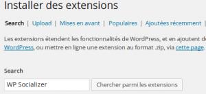 Installer un plugin wordpress en seulement quelques clics !  Wordpress Etape B 300x137