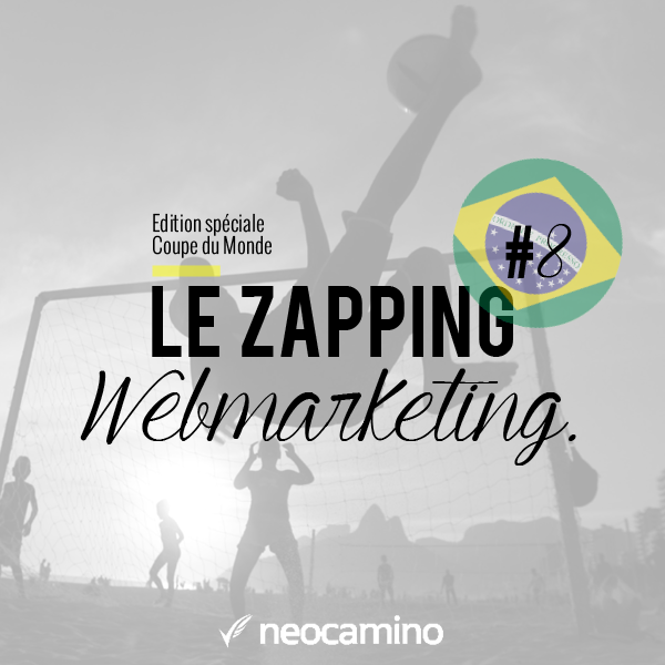 Zapping du Webmarketing #8 : édition spéciale Coupe du Monde 2014 neocamino zapping webmarketing 8 b