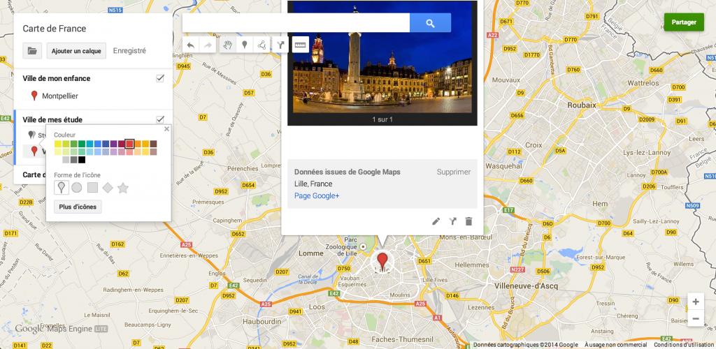 Creer Une Carte Personnalisee Qui Tue Avec Google Maps