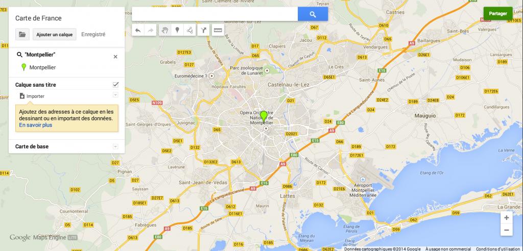 Crer Une Carte Personnalise Qui Tue Avec Google Maps