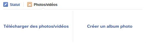 Toutes les étapes pour publier une citation marketing sur Facebook télécharger photos
