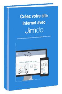 Créez votre site internet avec Jimdo