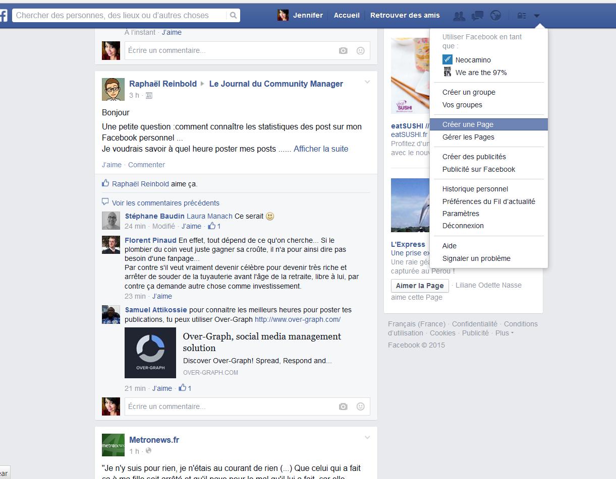 Ouvrir Un Compte Facebook Pour Votre Pme En 3 étapes Seulement