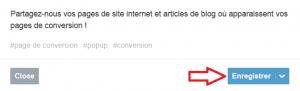modifier sa page web