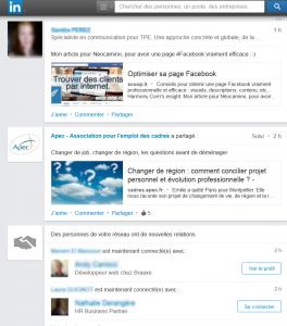 Comment aimer une publication Linkedin pour votre visibilité ! aimer publication linkedin 2 264x300
