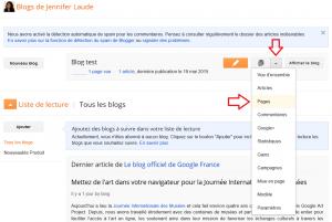 site blogger