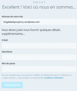 Comment faire son blog pour conquérir un maximum de prospects ! wordpress 31 254x300