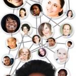 différents types de réseaux sociaux