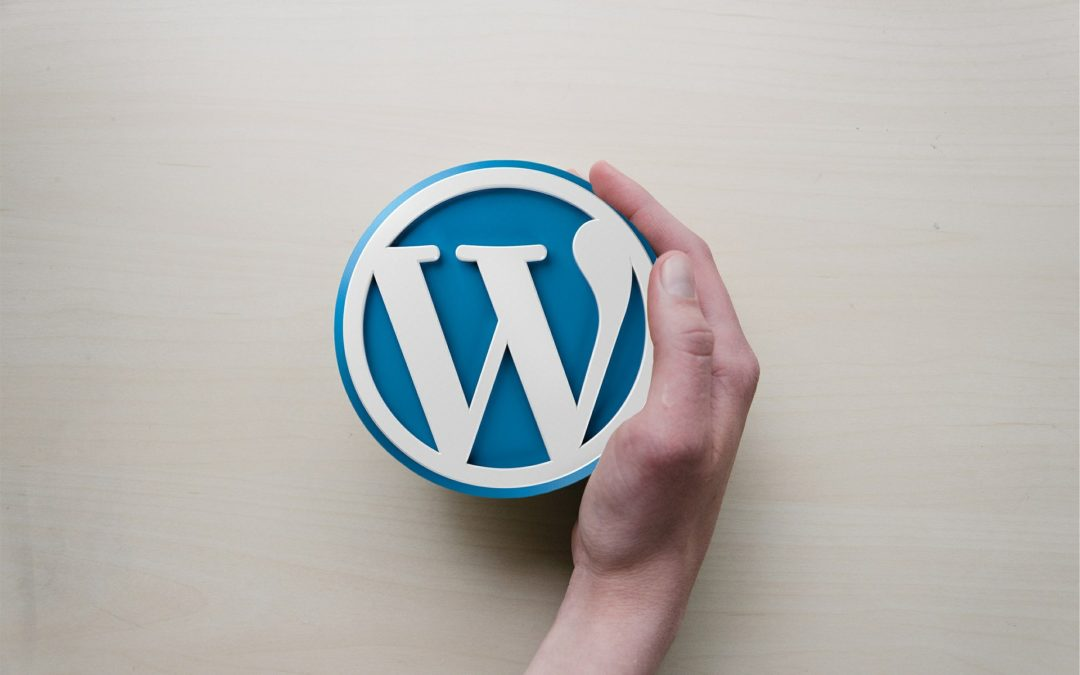 creer un site wordpress