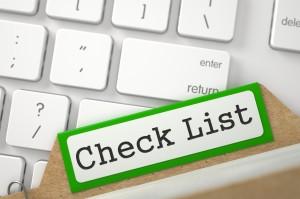 Check list avant d'envoyer un communiqué de presse shutterstock 576025087 300x199