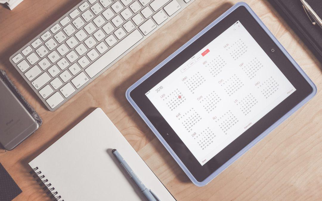 Planifiez votre communication avec un calendrier éditorial et gagnez du temps !